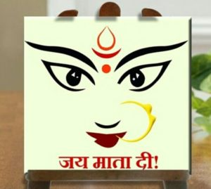 Jai Mata rolled glasses