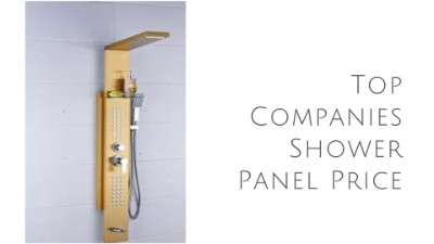 shower panel price india