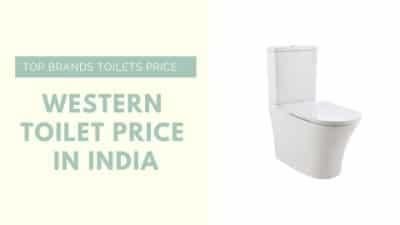 western toilet price
