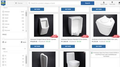 10 Sanitaryware Online Shopping Website to Buy in India 14