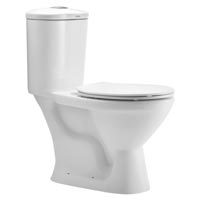 Calibre one piece Toilet Dual flush