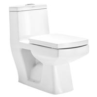 Cirocco cera Sanitaryware One piece Commode