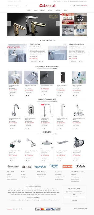 10 Sanitaryware Online Shopping Website to Buy in India 13