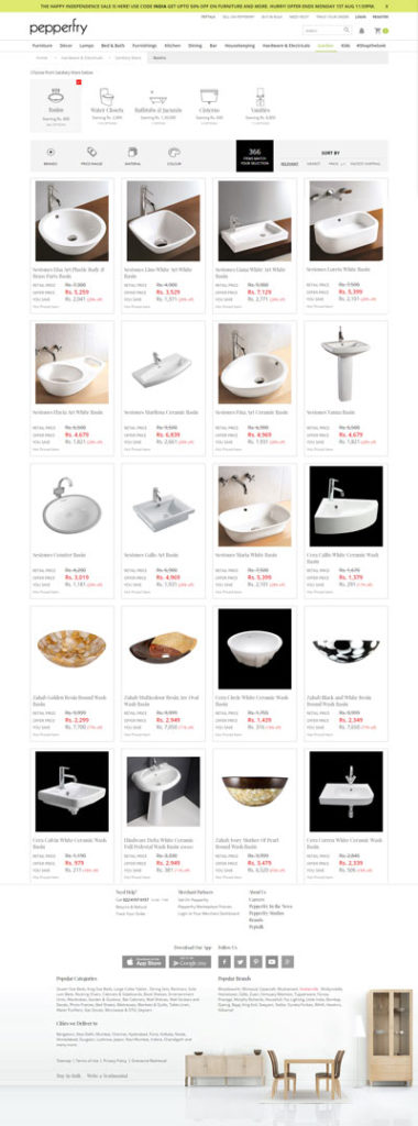 10 Sanitaryware Online Shopping Website to Buy in India 9
